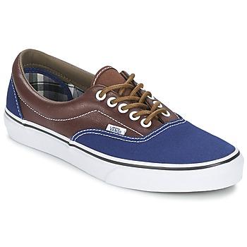 Scarpe Uomo Sneakers basse Vans ERA MARINE / Marrone