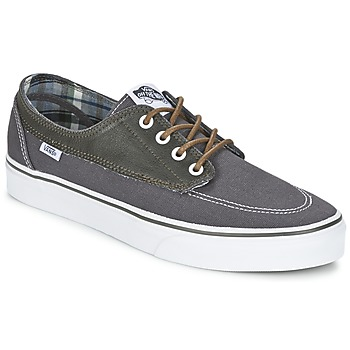 Scarpe Uomo Sneakers basse Vans BRIGATA Grigio / KAKI