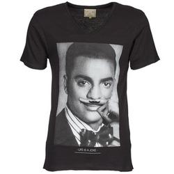 Abbigliamento Uomo T-shirt maniche corte Eleven Paris MARLTON M Nero