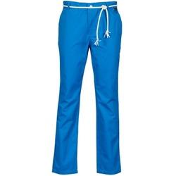 Abbigliamento Uomo Chino Eleven Paris CHARLIE Blu