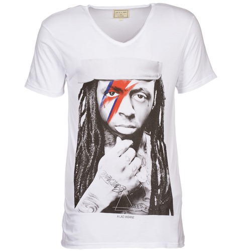 T-shirt & Polo Eleven Paris KWAY M Bianco 350x350