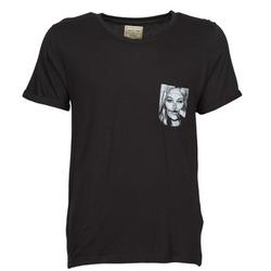 Abbigliamento Uomo T-shirt maniche corte Eleven Paris KMPOCK Nero