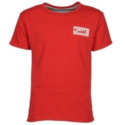 Abbigliamento Uomo T-shirt maniche corte Wati B WATI CREW Rosso