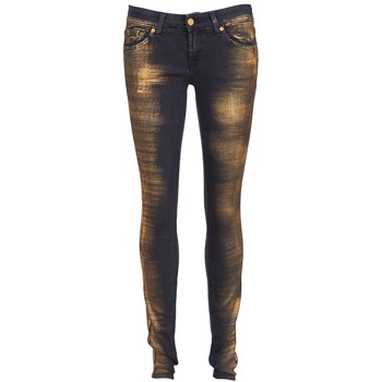 Abbigliamento Donna Jeans slim 7 for all Mankind OLIVYA Blu
