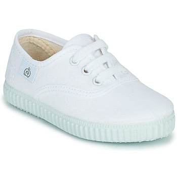 Scarpe Bambino Sneakers basse Citrouille et Compagnie KIPPI BOU Bianco