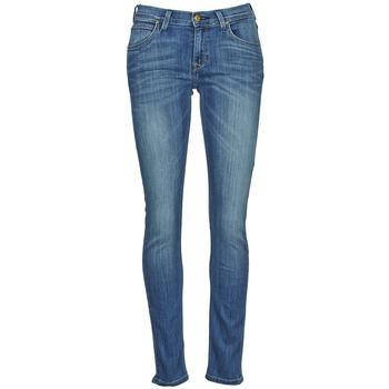 Abbigliamento Donna Jeans slim Lee JADE Blu