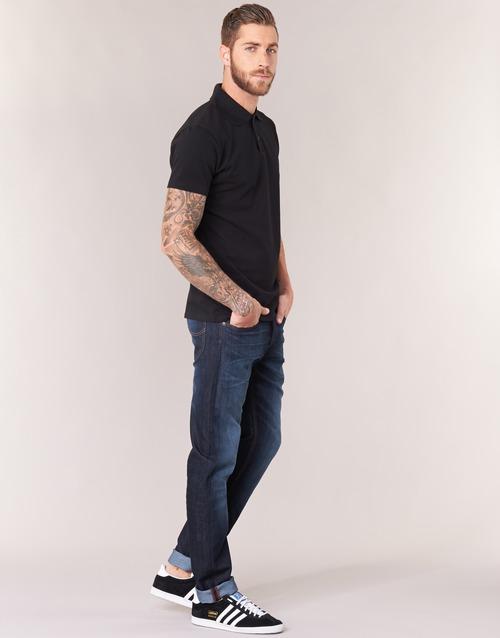 Lee Daren Blu - Consegna Gratuita Abbigliamento Jeans Dritti Uomo 6300 6D0wi