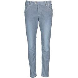 Abbigliamento Donna Jeans dritti Marc O'Polo LAUREL Blu / Bianco