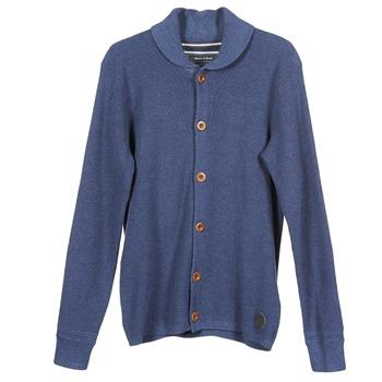 Abbigliamento Uomo Gilet / Cardigan Marc O'Polo ROQUE Blu