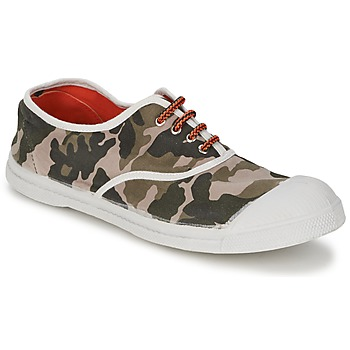 Scarpe Donna Sneakers basse Bensimon TENNIS CAMOFLUO Camouflage