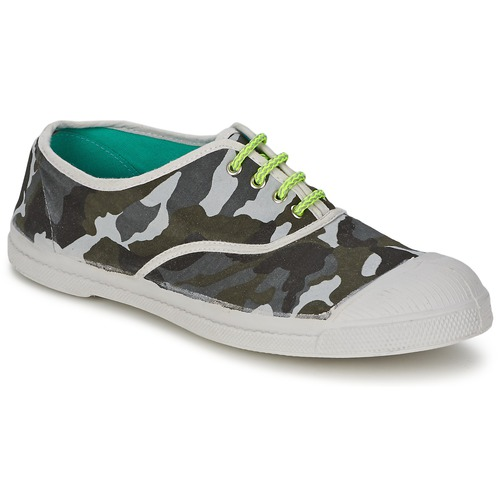 Bensimon TENNIS CAMOFLUO Camouflage Uomo  Scarpe Sneakers basse Uomo Camouflage 42 6fcbf2