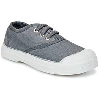 Scarpe Bambino Sneakers basse Bensimon TENNIS LACET Grigio / Moyen