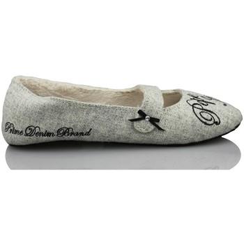 Scarpe Donna Pantofole Pepe jeans IR POR CASA HOME GRIS