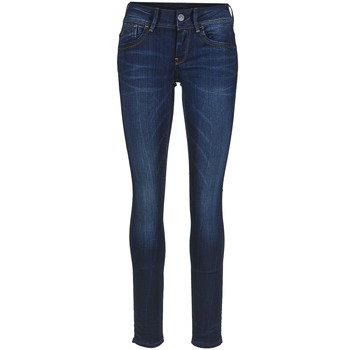 Abbigliamento Donna Jeans skynny G-Star Raw LYNN MID SKINNY BLUE / MEDIUM