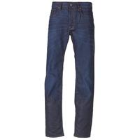 Abbigliamento Uomo Jeans dritti G-Star Raw 3301 STRAIGHT DENIM / DK