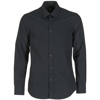 Abbigliamento Uomo Camicie maniche lunghe G-Star Raw CORE Nero