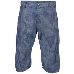 Abbigliamento Uomo Shorts / Bermuda G-Star Raw ARC 3D TAPERED 1/3 Blu
