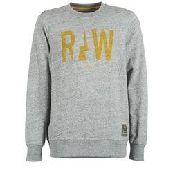 Abbigliamento Uomo Felpe G-Star Raw RIGHTREGE R SW L/S Grigio
