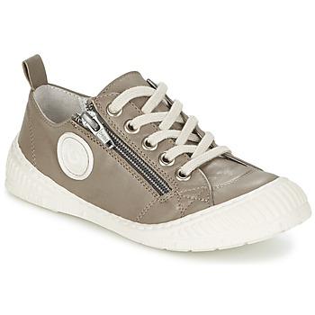 Scarpe Bambino Sneakers basse Pataugas ROCKY KAKI