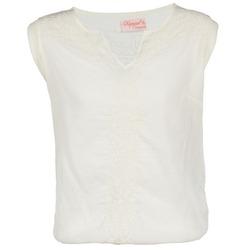 Abbigliamento Donna T-shirt maniche corte Kaporal EVER Bianco