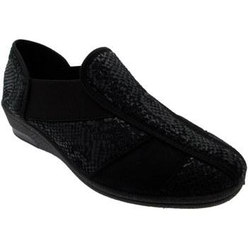 Scarpe Donna Pantofole Davema DAV7556NE nero