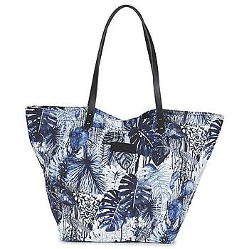 Borse Donna Tote bag / Borsa shopping Christian Lacroix LIDIA 1 Blu / Bianco