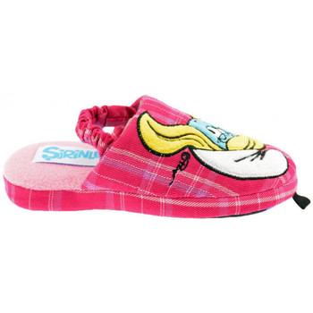 Scarpe Donna Pantofole De Fonseca Puffosi Pantofole rosa