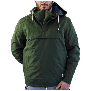 Abbigliamento Uomo giacca a vento Jack & Jones Itanorak Giacconi multicolore