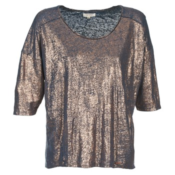 Abbigliamento Donna T-shirt maniche corte Miss Sixty FOX MARINE / Oro