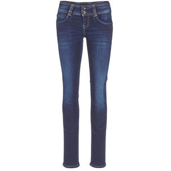 Abbigliamento Donna Jeans dritti Pepe jeans GEN Blu
