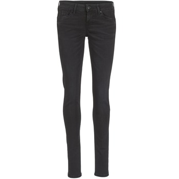 Abbigliamento Donna Jeans skynny Pepe jeans SOHO Nero
