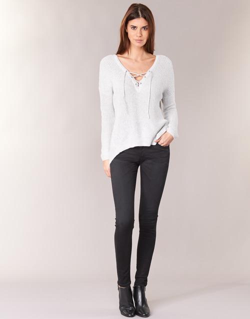 Jeans Skynny Gratuita 6390 Consegna Nero Donna Soho Abbigliamento Pepe ED9IWH2