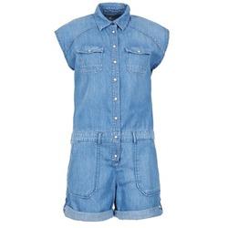Abbigliamento Donna Tuta jumpsuit / Salopette Pepe jeans IVY JEAN