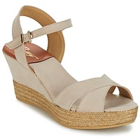 Scarpe Donna Sandali Betty London TECHNO Beige