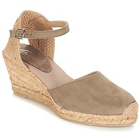 Scarpe Donna Sandali Betty London TECHNO TAUPE