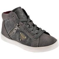Scarpe Bambino Sneakers alte Wrangler Oxid Mid Fur Sportive alte multicolore