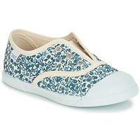 Scarpe Bambina Sneakers basse Citrouille et Compagnie RIVIALELLE Blu / Multicolore