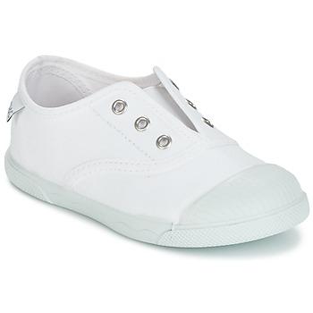 Scarpe Bambino Sneakers basse Citrouille et Compagnie RIVIALELLE Bianco