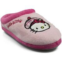 Scarpe Bambina Pantofole Hello Kitty KAMELLE ROSA