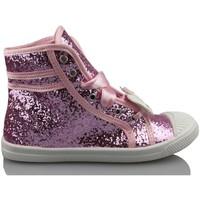Scarpe Bambina Sneakers alte Hello Kitty CAMOMILLA MILANO GLIPPER ROSA