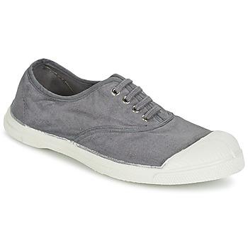 Scarpe Donna Sneakers basse Bensimon TENNIS LACET Grigio / Moyen