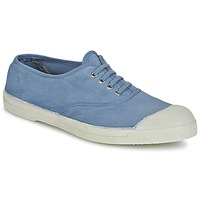 Scarpe Donna Sneakers basse Bensimon TENNIS LACET Blu