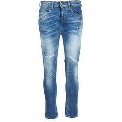Abbigliamento Donna Jeans dritti Meltin'pot LEIA Blu / CLAIR
