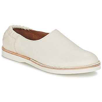 Scarpe Donna Slip on Shabbies STAN Bianco
