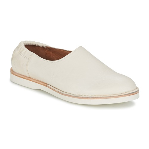 Shabbies STAN Bianco  Scarpe Slip on Donna 108