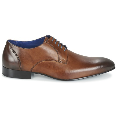 Carlington EMRONE Marrone  Scarpe Derby Uomo 88