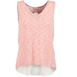 Abbigliamento Donna Top / T-shirt senza maniche LPB Woman NODOLA Corail