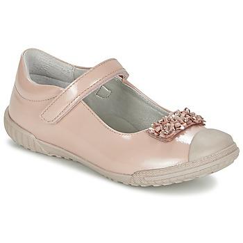 Scarpe Bambina Ballerine Mod'8 KOM Rosa / Poudré