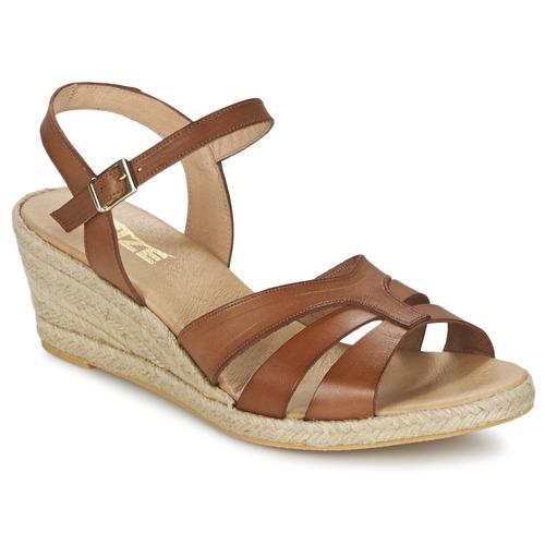 So Size ELIZA Marrone  Scarpe Sandali Donna 59,50