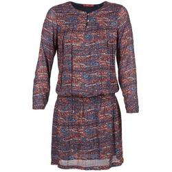 Abbigliamento Donna Abiti corti Esprit AGAROZA Marine / Multicolore